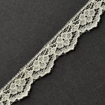 Raschel Non-Stretch Lace Trim by YD, BS-1018