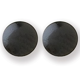 3mm Metal Iron-on Round Nailheads by 2 GRS, NH-HF-RND-3