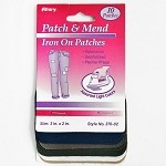 Patch & Mend Iron On Patches by each, ALLARY-370-02