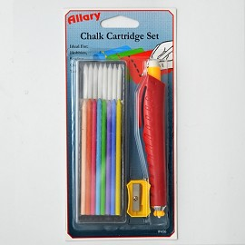 Allary Chalk Cartridge Set by each, ALLARY-342