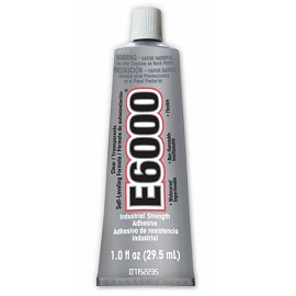 E6000 Craft 1.0 oz Industrial Strength Clear Adhesive by each