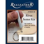 Rivet Setter Kit by each,  REAL-T3635-60