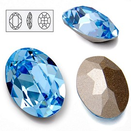 30 x 22mm Swarovski Rhinestone 4127 Oval Fancy Stone