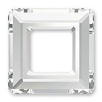 14mm Swarovski Crystal 4439 Square Ring Fancy Stone