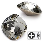 10mm Swarovski Rhinestone 4470 Cushion Square Fancy Stone