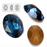 14 x 10mm Swarovski Rhinestone 4120 Oval Fancy Stone