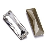 24x8mm Swarovski Crystal SW-4547 Princess Baguettes Fancy Stone