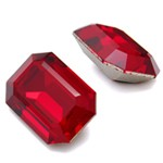 14x10mm Swarovski Rhinestone 4610 Octagon Fancy Stone