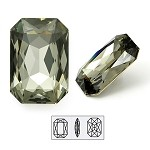 27x18.5mm Swarovski Rhinestone 4627 Octagon Fancy Stone