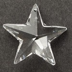 40mm Swarovski Crystal 6714 Star Pendant