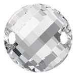 28mm Swarovski Crystal 3221 Twist Sew-on Stone