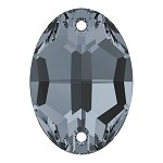 16x11mm Swarovski Crystal 3210 Oval Sew-on Stone