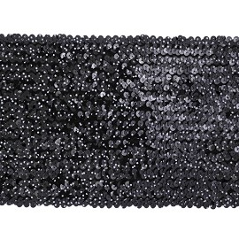 "6-7/8"" Wide Stretch Sequin Trim by YD, BS-5104/5"